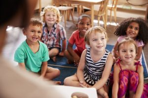Let Children Do What They Do Best: Explore
