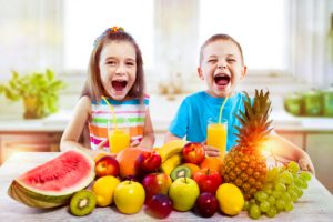 Meal Planning: Introducing Natural Food To Toddlers